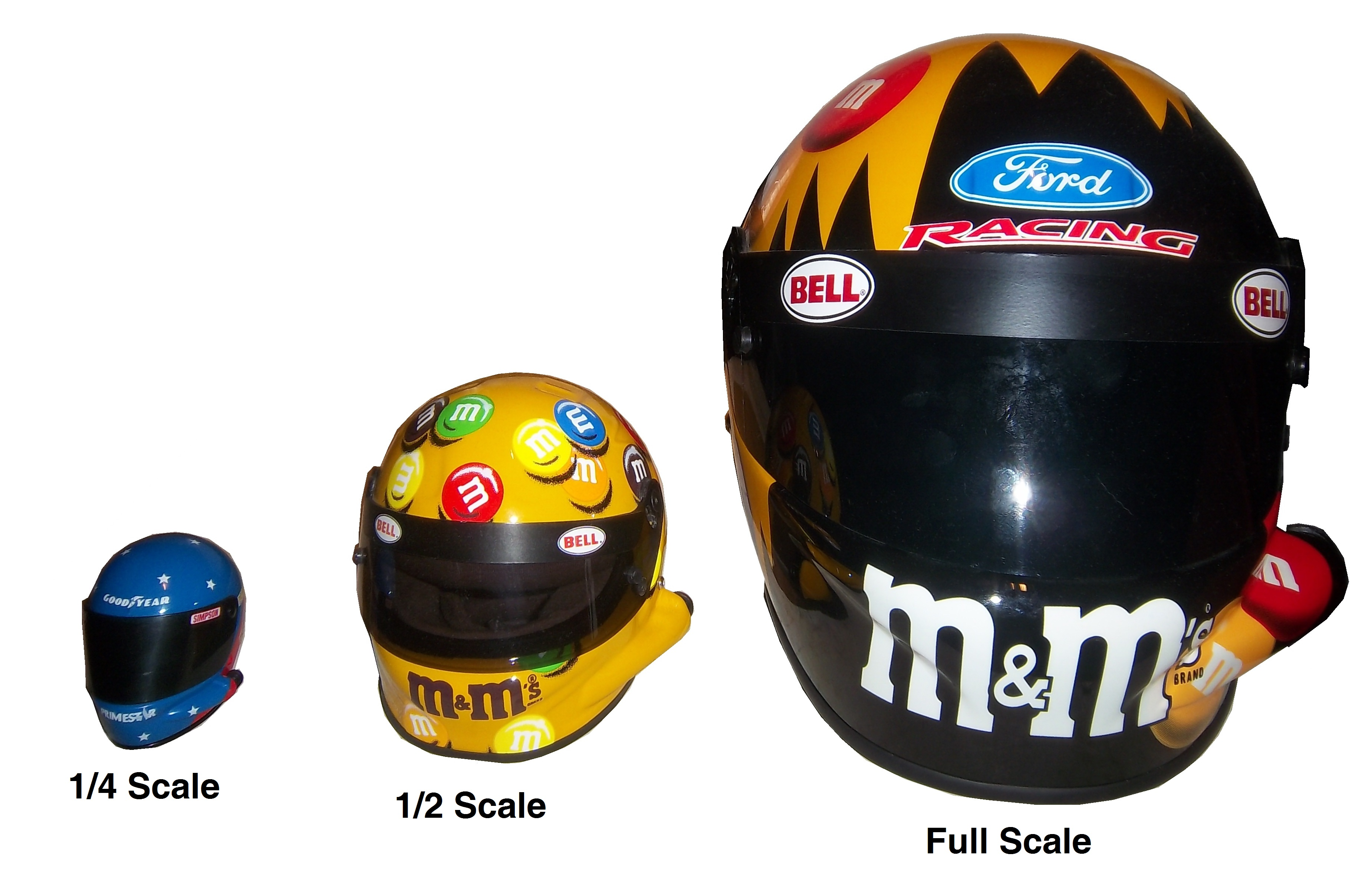 Helmets for car enthusiasts from January 1, 2018 52