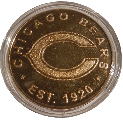 The Driver Suit Blog-Coin Down Chicago Bears! | DGF2099-Main Page