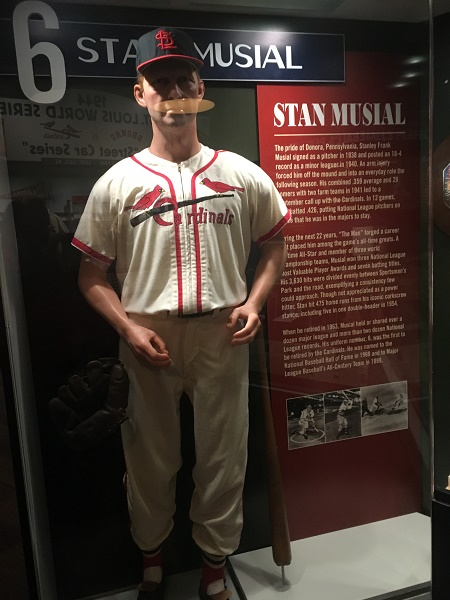 St Louis Trip Part 2-Cardinals Hall of Fame and Museum | The