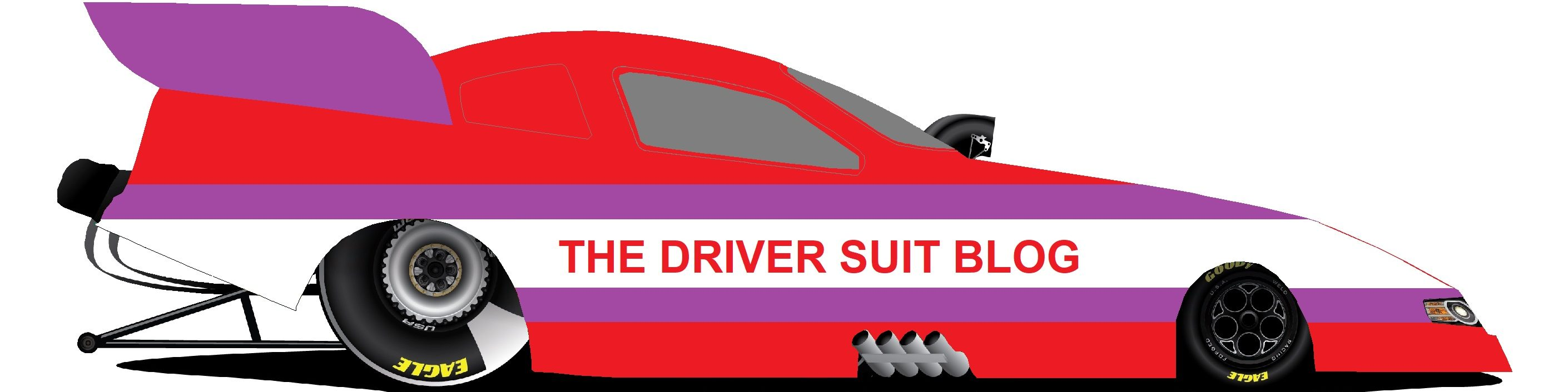 The Driver Suit Blog