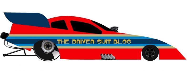 The Driver Suit Blog
